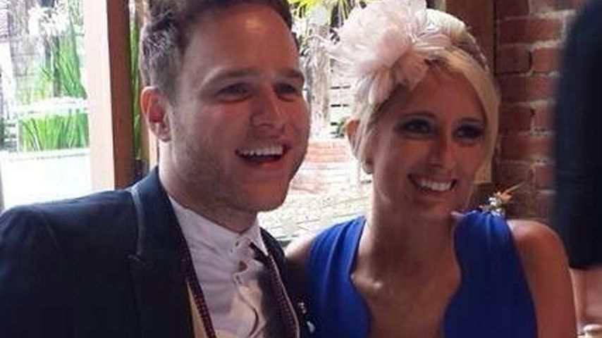 Olly Murs und Francesca Thomas