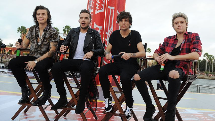 "Wow! One Direction verkünden ihren neuen Song ""Drag Me Down"""