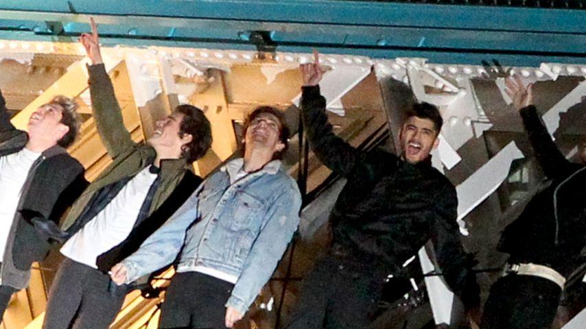 One Direction: Meistverkauftes Album der UK-Charts