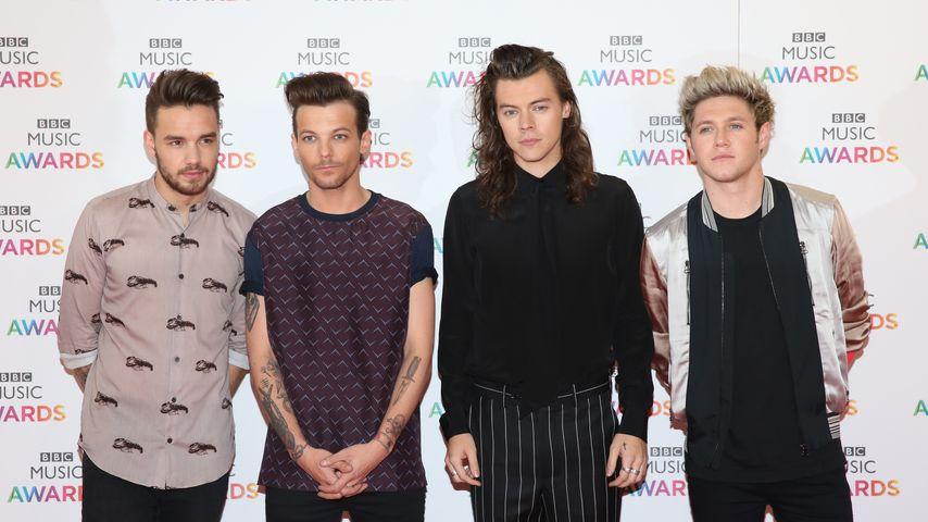 One Direction bei den BBC Music Awards