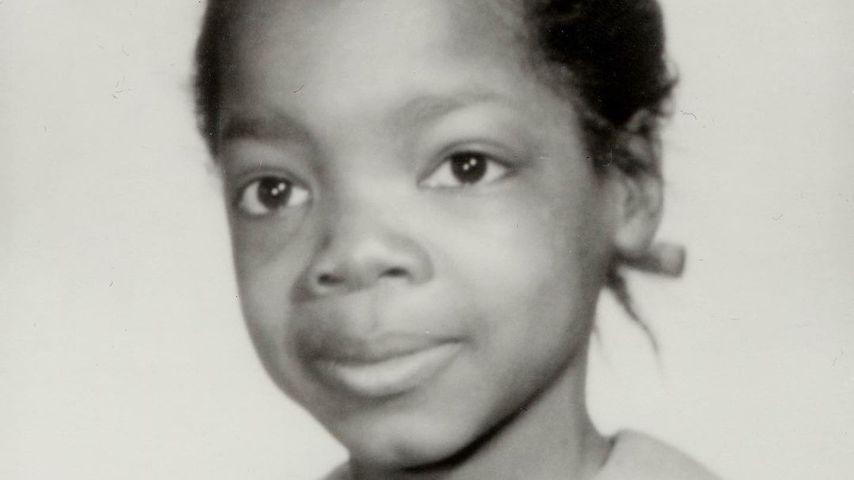 Oprah Winfrey als Kind