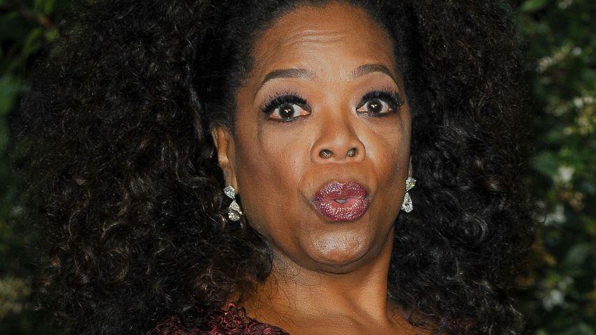 Autsch! Oprahs Chauffeur fährt Frau über den Fuß