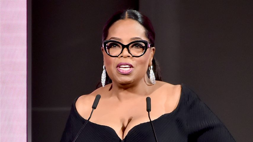 Oprah Winfrey: Das Amt der Präsidentin würde sie umbringen!