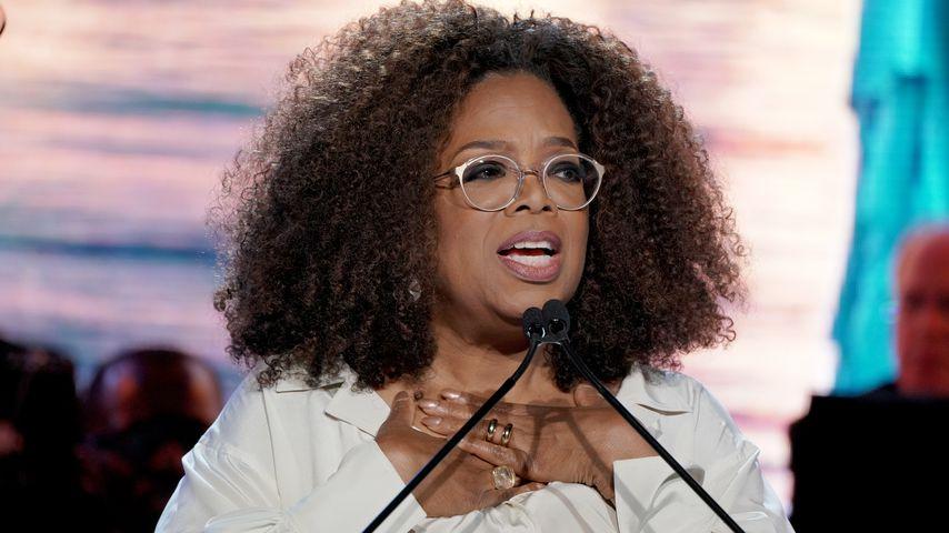 Oprah Winfrey, 2019