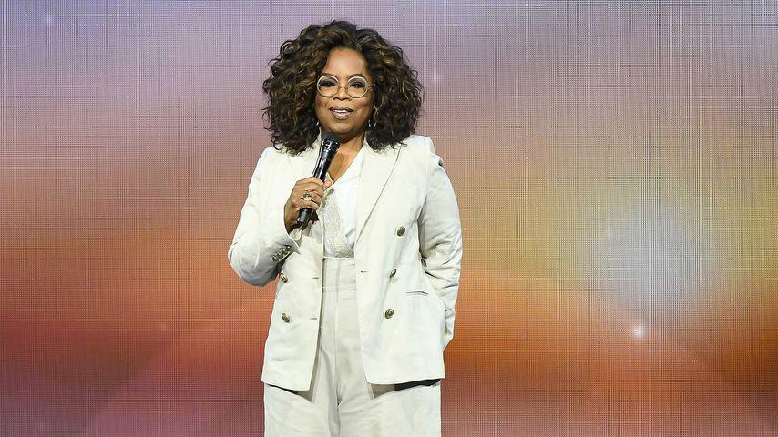Oprah Winfrey im Februar 2020 in San Francisco