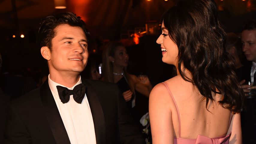 Orlando Bloom und Katy Perry bei der Netflix Golden Globes Party in Beverly Hills