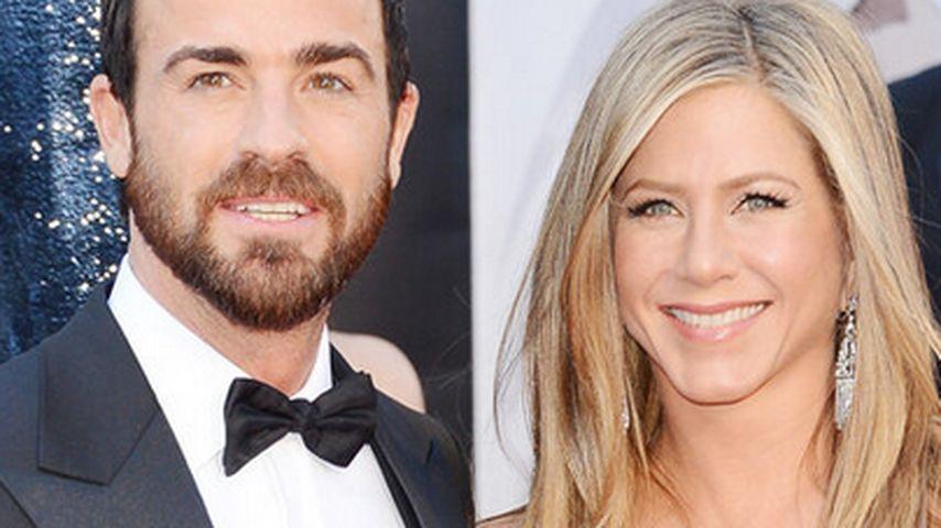 Jennifer Aniston fühlt sich schon verheiratet