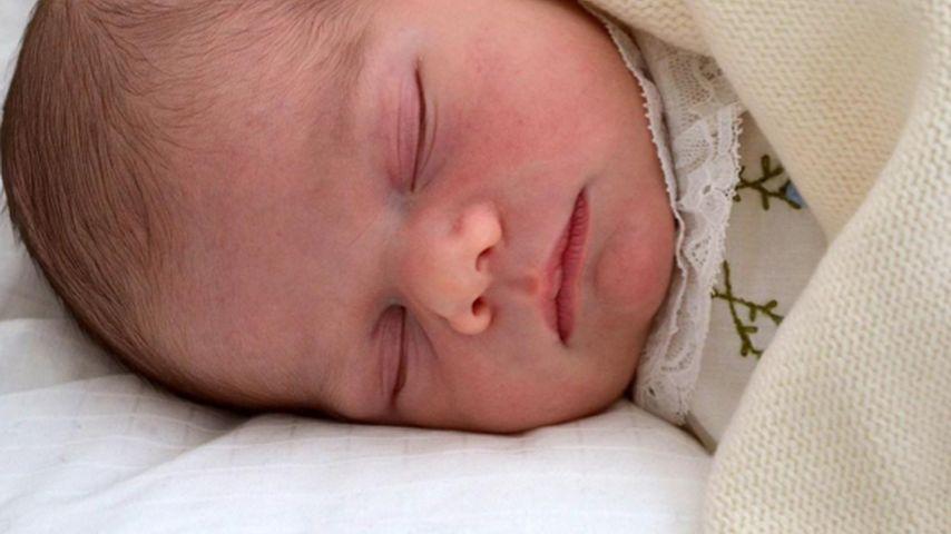 Süßer Prinz Oscar: Steht das Datum für die Taufe schon fest?