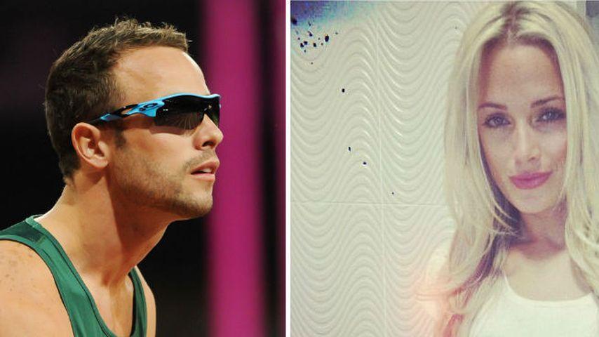 Oscar Pistorius und Reeva Steenkamp