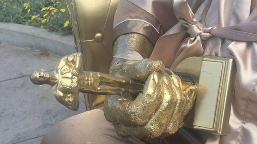 Oscarpreis der Harvey-Weinstein-Statue