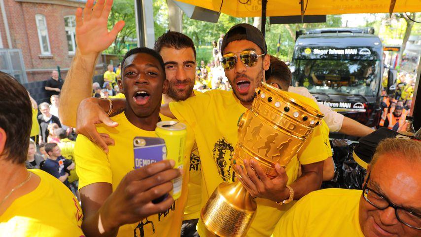 So macht BVB-Star Pierre-Emerick Aubameyang Urlaub