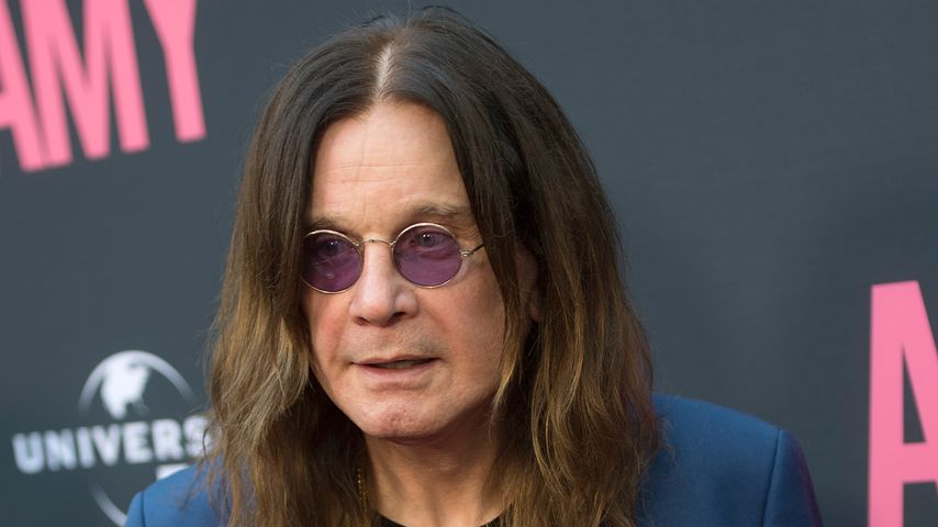 Musiker Ozzy Osbourne ist im Krankenhaus