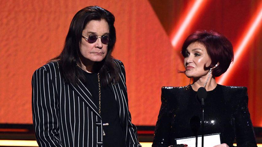 """""""Erwachsenenfilm"""": Ozzy und Sharon Osbourne bekommen Biopic"""