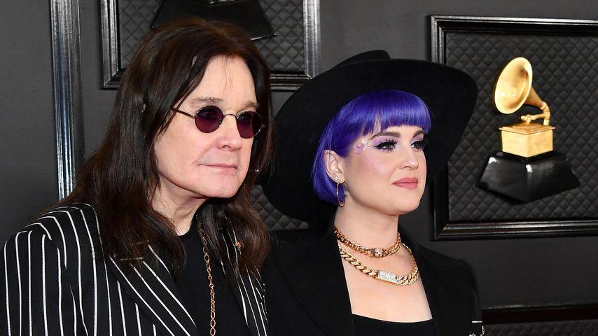 Tochter Kelly gibt Update: So geht es Ozzy Osbourne aktuell