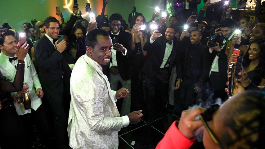 P. Diddy an seinem 50. Geburtstag