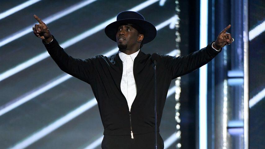 Promi-König: P. Diddy verdient weltweit am meisten!