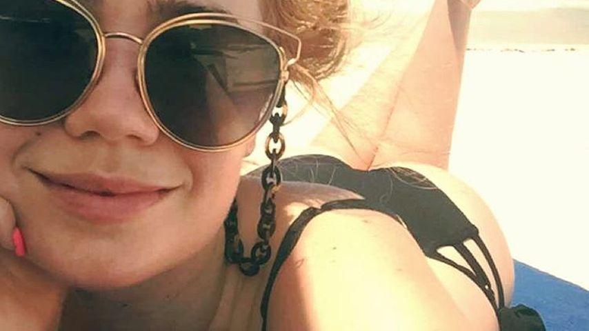 Palina Rojinski im Urlaub in Mexiko