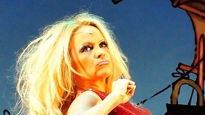 Pamela Anderson als Sexsymbol unschlagbar
