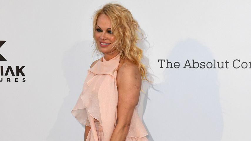 Pamela Anderson, beim Film Festival in Cannes