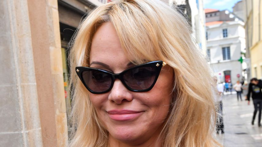 Pamela Anderson, TV-Bekanntheit