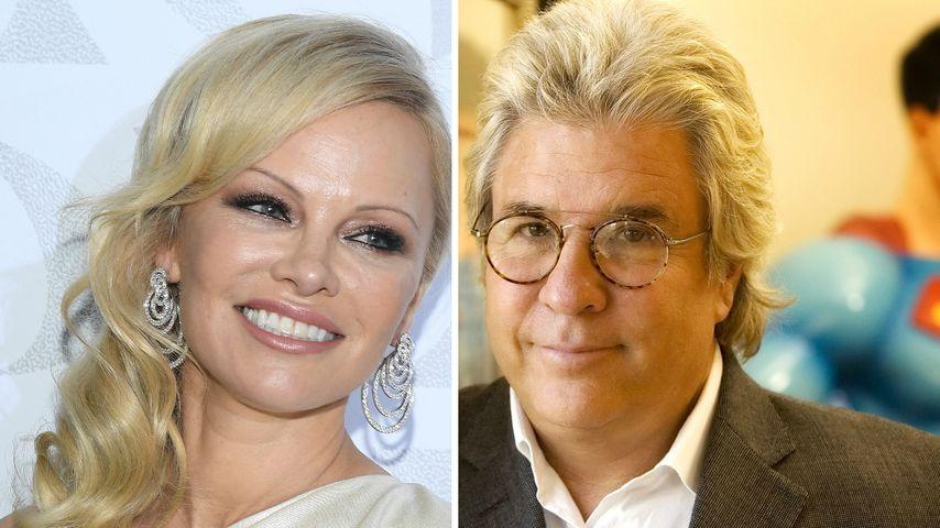 Fünfte Ehe: Pamela Anderson heiratet Produzenten Jon Peters