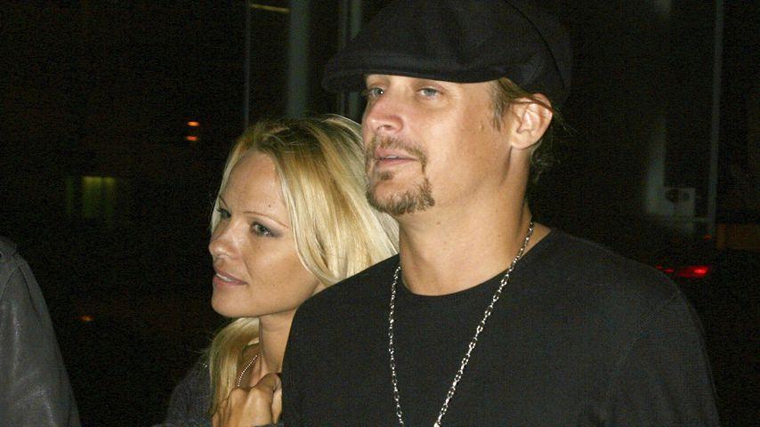 Pamela Anderson und Kid Rock