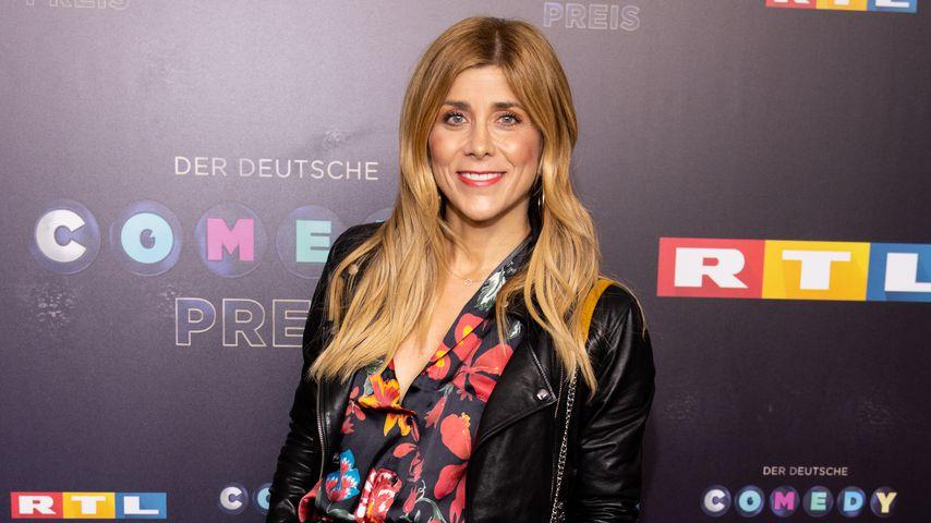 Moderatorin Panagiota Petridou im Oktober 2019