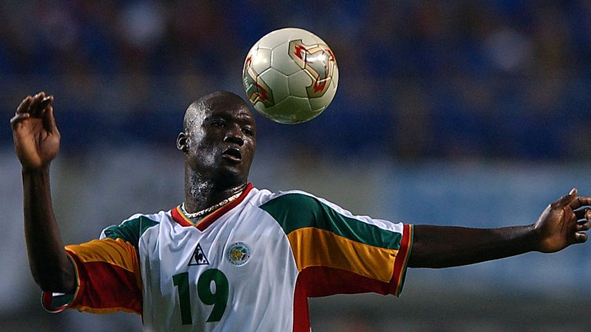 Papa Bouba Diop, Kicker