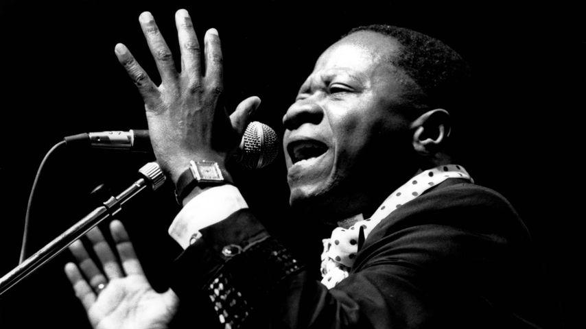 Ein Kontinent trauert! Afrikas bekanntester Sänger ist tot