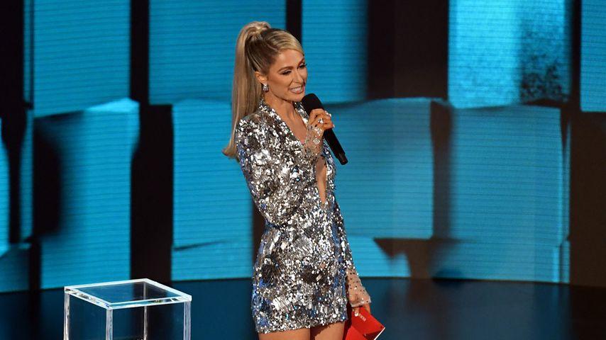 Paris Hilton bei den American Music Awards, 2020
