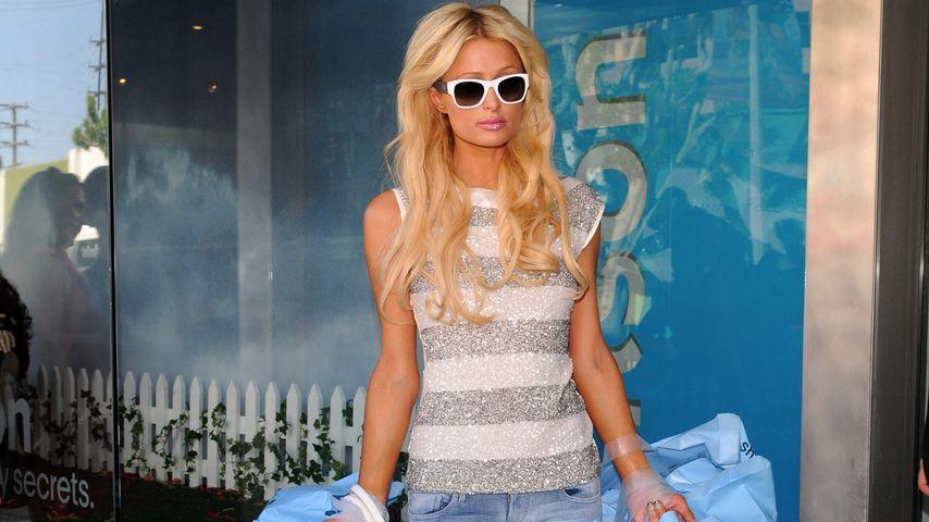 Grusel-Look: Paris Hiltons ungewolltes Halloween-Outfit