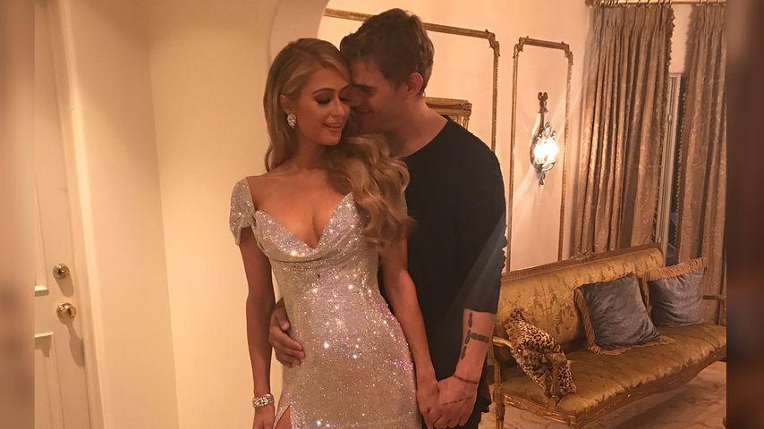 DER Liebesbrief des Sommers: Paris Hilton brutal in Love!