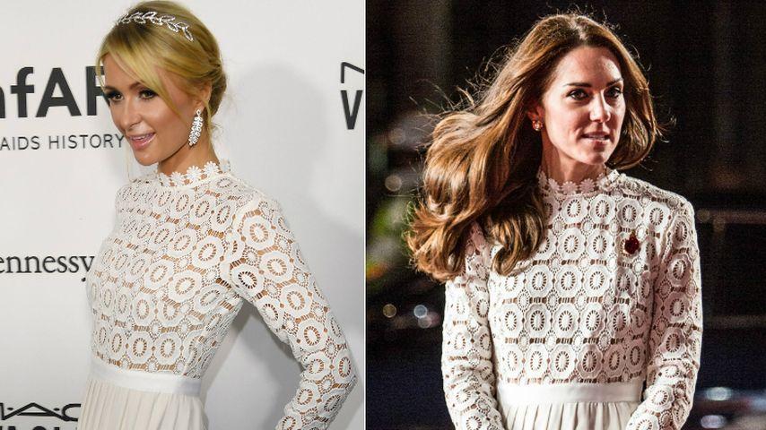 Skurril: Herzogin Kate kopiert ernsthaft Paris Hilton!
