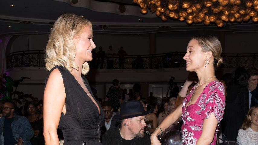 Vor Hochzeit: Ex-BF-Reunion bei Paris Hilton & Nicole Richie