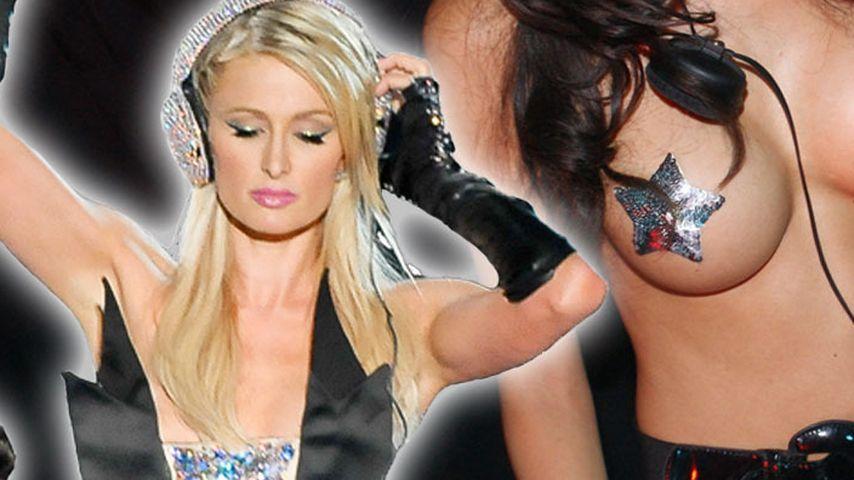 Was hält Micaela Schäfer von DJane Paris Hilton?