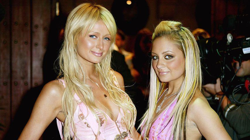 Paris Hilton und Nicole Richie, 2004