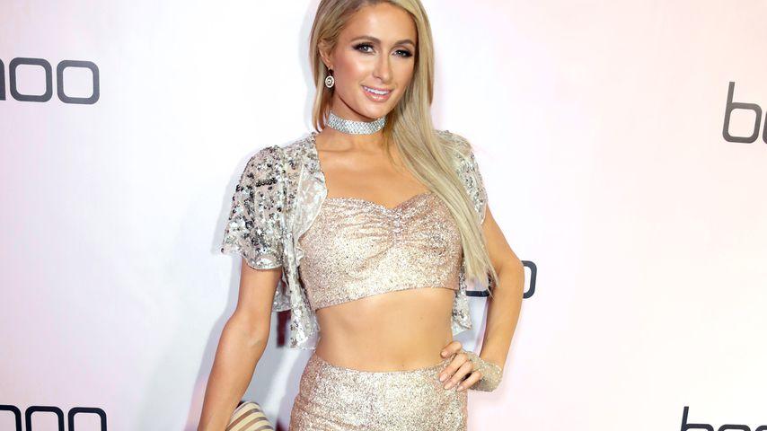 "Paris Hilton auf dem ""boohoo x All That Glitters""-Launch in Los Angeles"