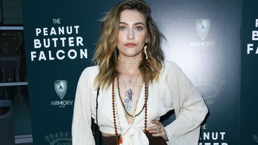 Paris Jackson in Hollywood, August 2019