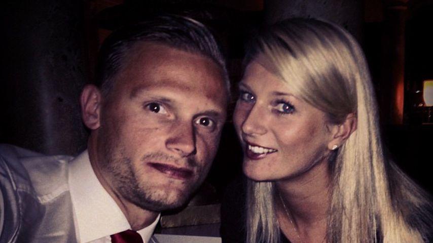 Pascal Behrenbruch und seine Freundin