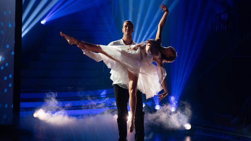 "Pascal Hens und Ekaterina Leonova im Mai 2019 bei ""Let's Dance"""