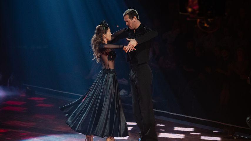 """Ekaterina Leonova und Pascal Hens bei """"Let's Dance"""""""