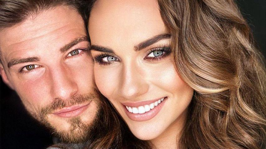 Pascal Kapis und seine Freundin