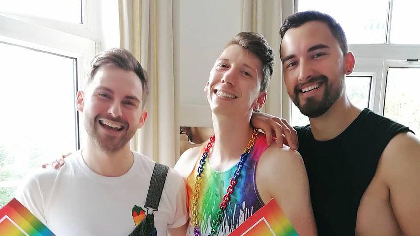 """Pascal, Manuel und Antonio von """"Prince Charming"""" Staffel eins"""