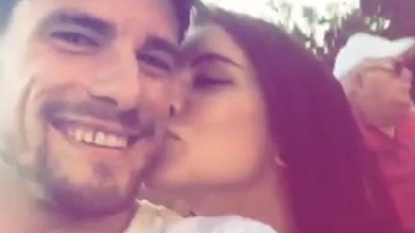 Küsse im Netz: Steht Pascal Kappés hier zu seiner Neuen?