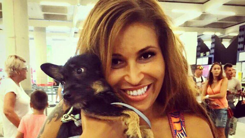 Flauschiger Freund: Patricia Blanco rettet Hund vor dem Tod!