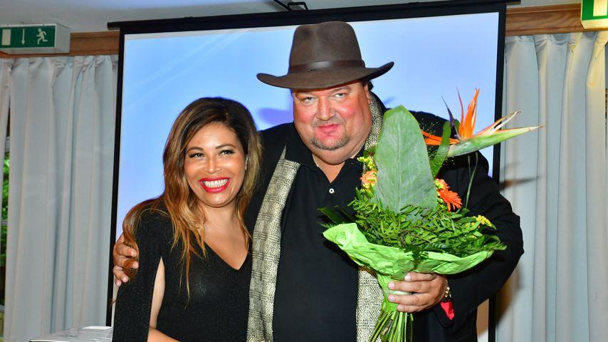 Patricia Blanco und Andreas Ellermann im Juni 2019