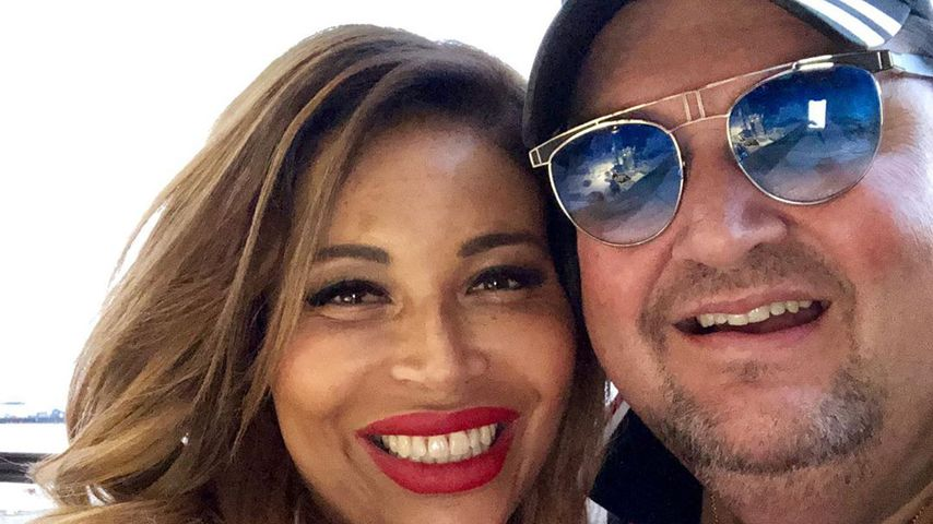 Erste Knutsch-Pics! Patricia Blanco & Andreas echt ein Paar?
