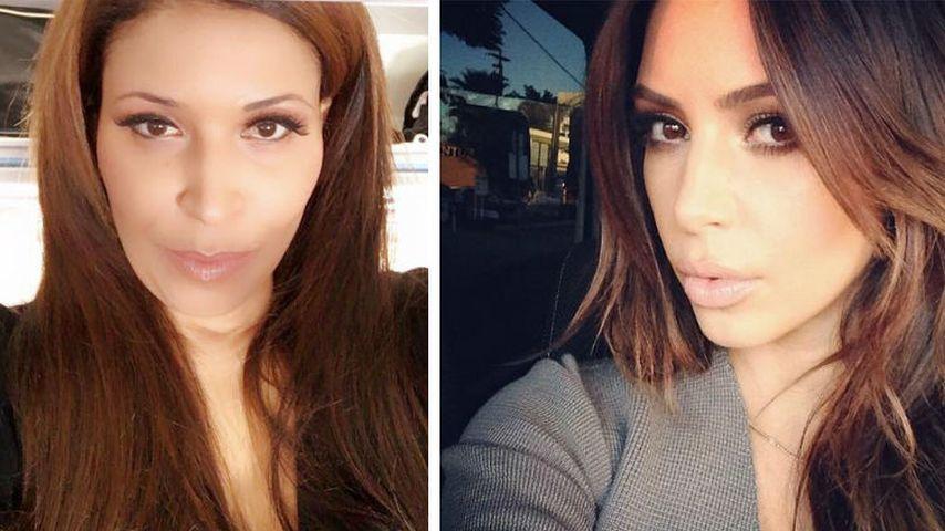 Patricia Blanco: Geht sie als Kim Kardashian-Double durch?