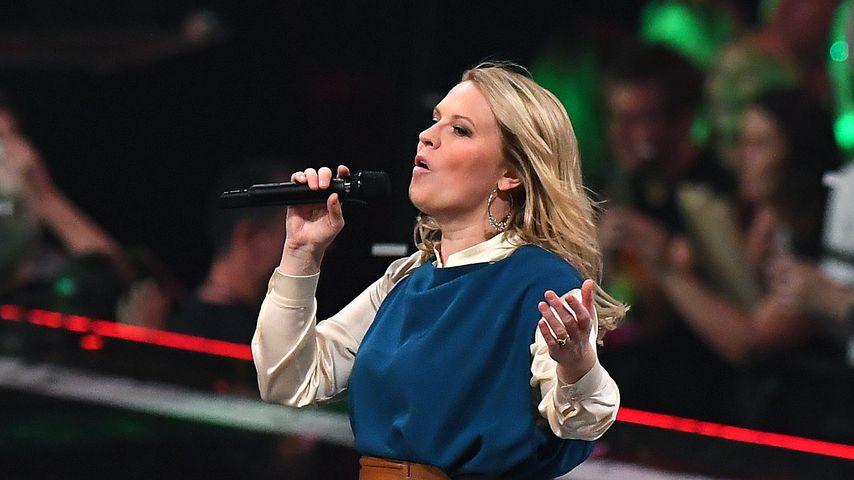 Patricia Kelly beim Schlagerbooom 2019