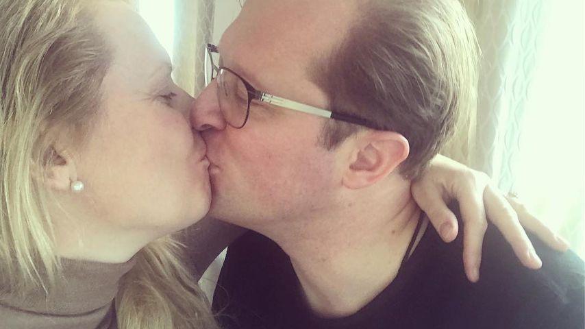 19. Hochzeitstag: So süß dankt Patricia Kelly ihrem Ehemann